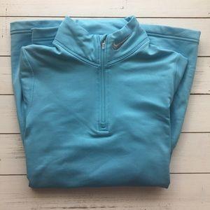 Nike Fit Blue Sweatshirt
